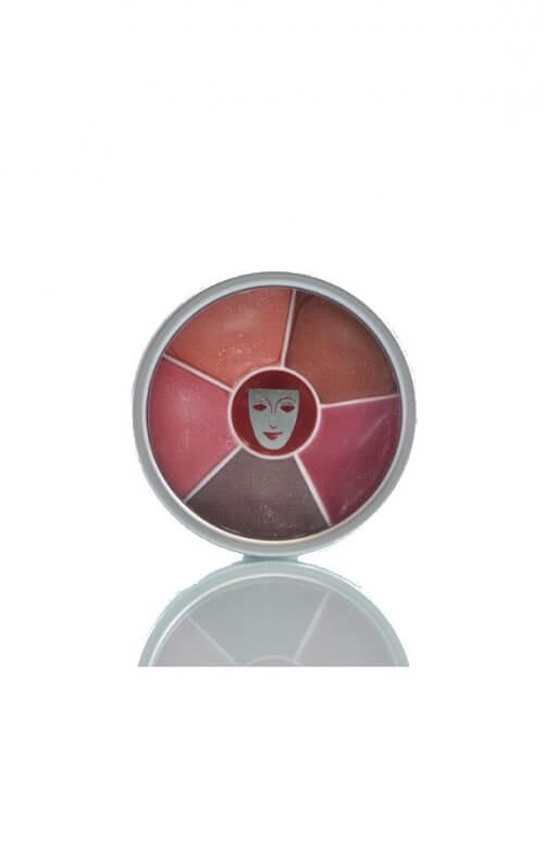 kryolan lip gloss wheel