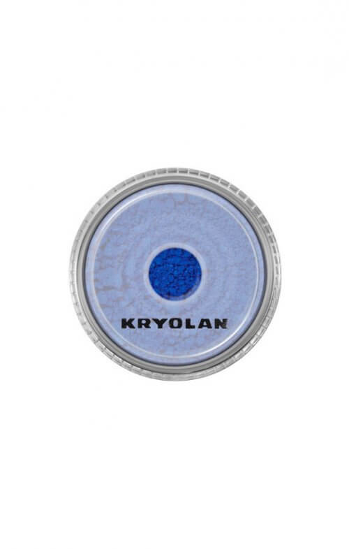 kryolan satin eye powders