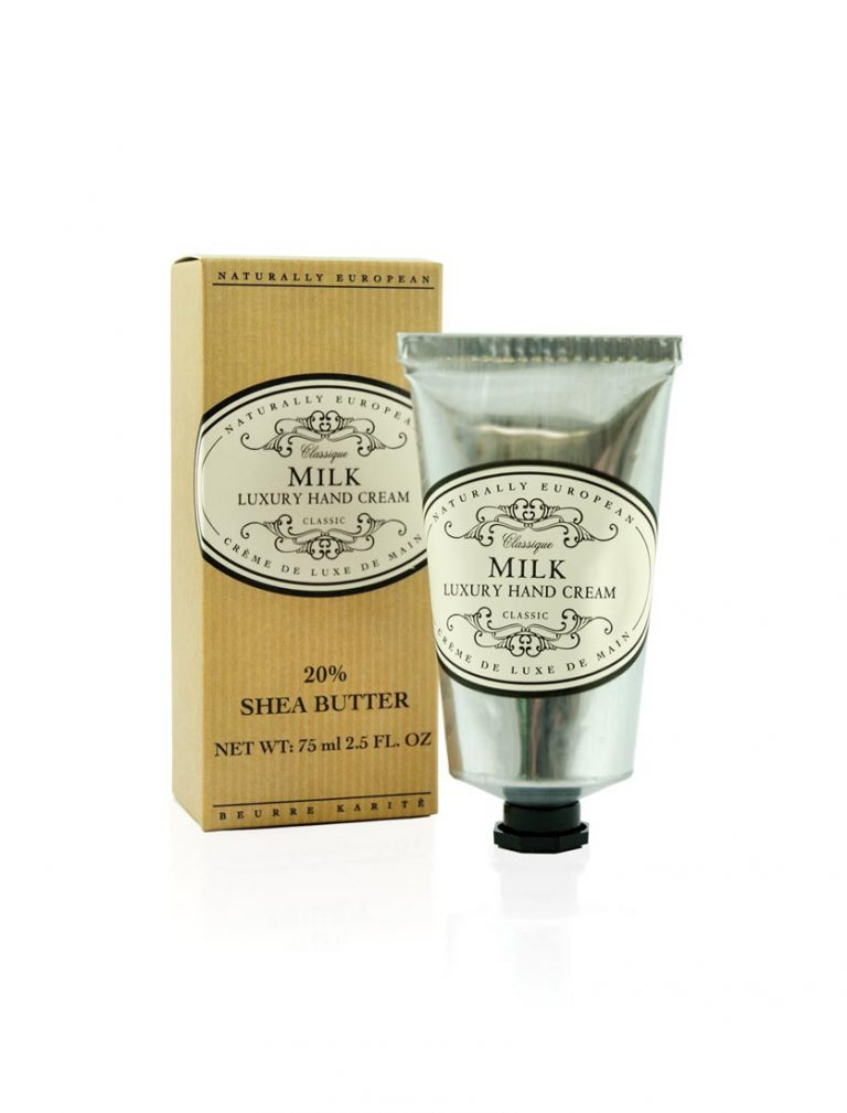naturally european milk hand cream