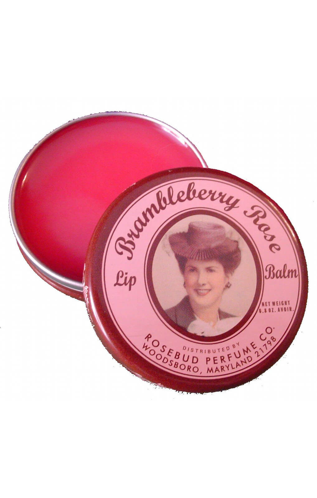 smith's rosebud brambleberry lip balm
