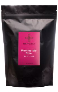 iris practice mummy me time bath salts pack