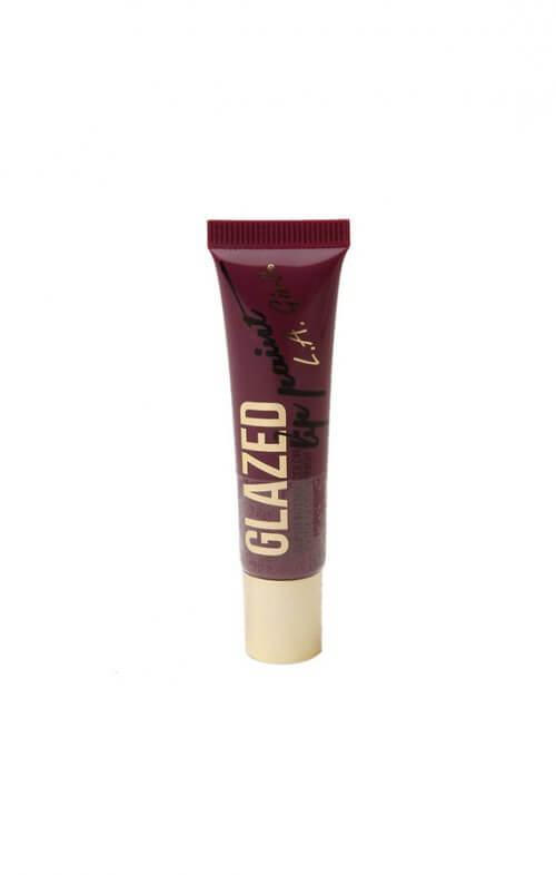 la girl glazed lip paint daring