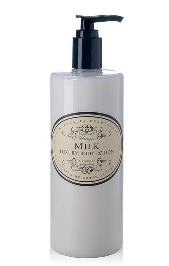 naturally european milk body lotion