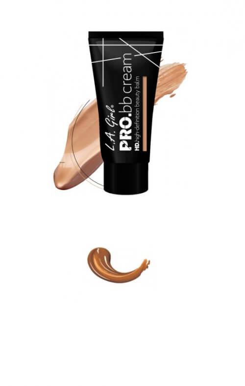 la girl HD pro bb cream deep