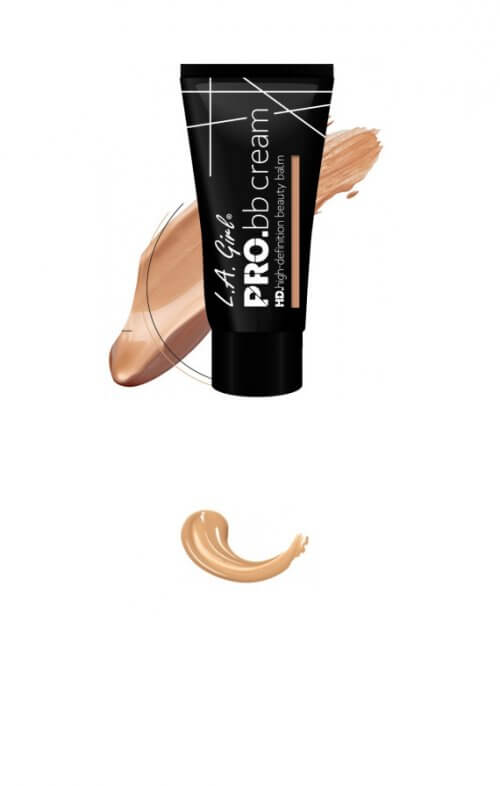 la girl hd pro bb cream light medium