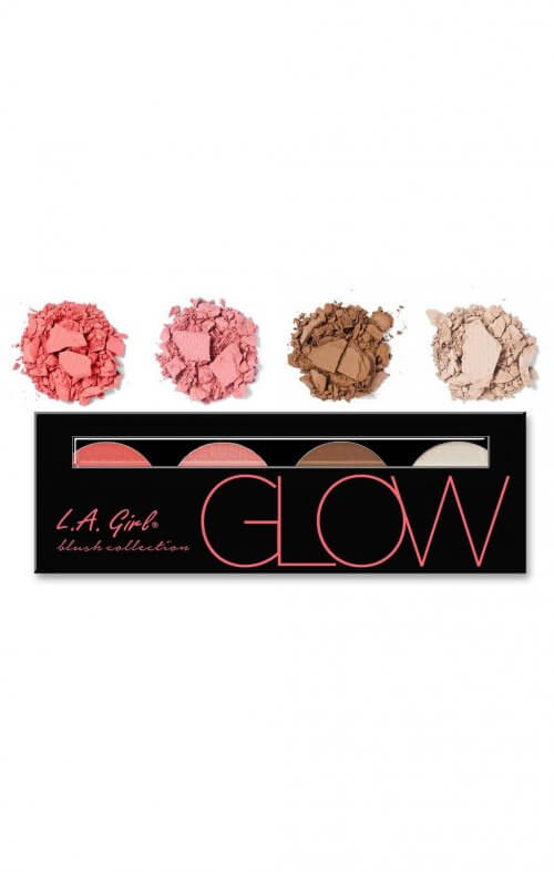 la girl beauty brick blush glow