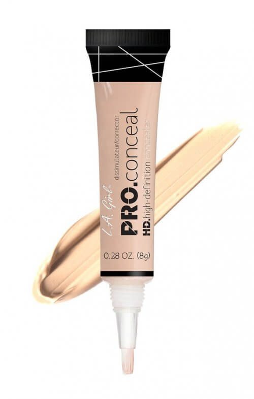 la girl hd pro concealer classic ivory