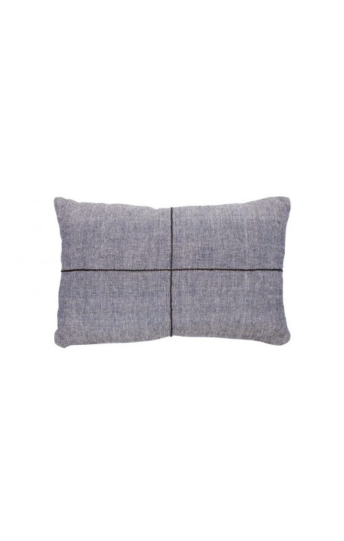 one another cushion khadi blush 50cm X 30cm