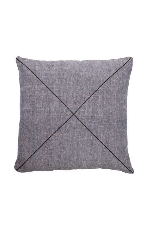 one another cushion khadi blush 50cm
