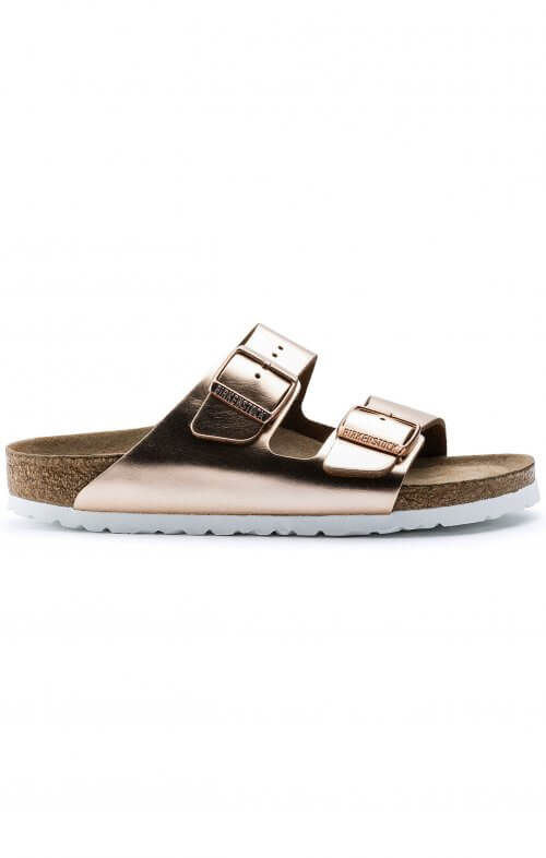 birkenstock arizona copper soft footbed4