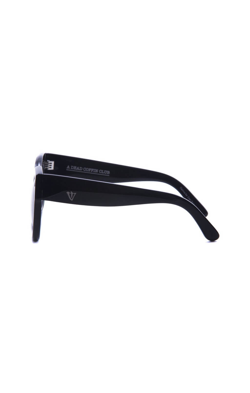 valley a dead coffin club sunglasses gloss black