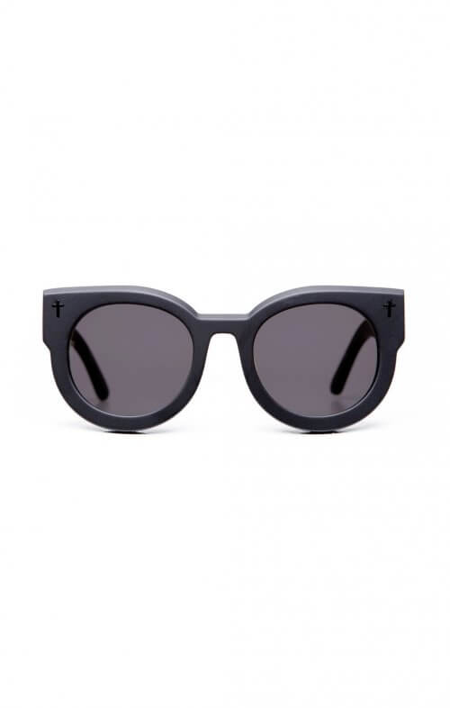 valley a dead coffin club sunglasses matte black