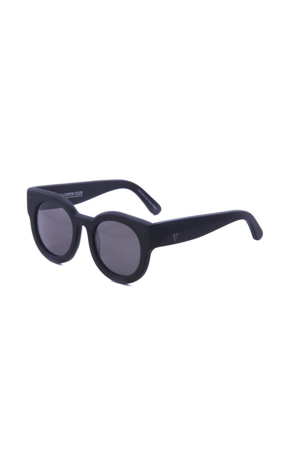 valley a dead coffin club sunglasses matte black