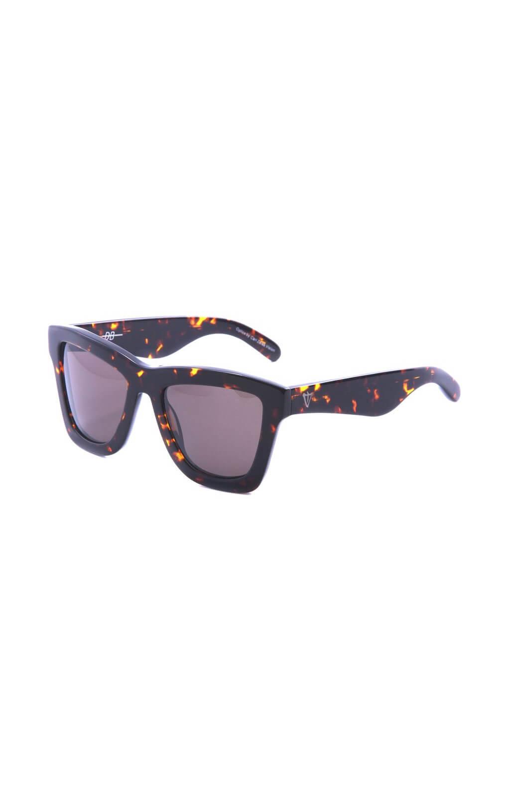 valley db sunglasses dark tortoise