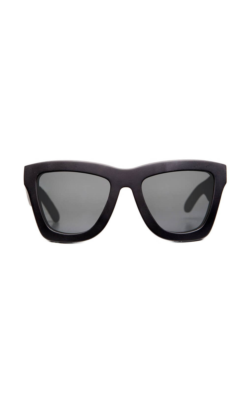 valley db sunglasses matte black