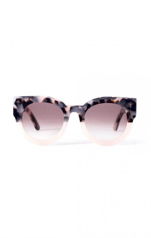 valley sunglasses a dead coffin baby pink tortoise fade