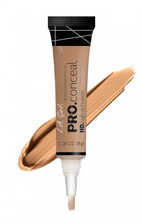 la girl hd pro concealer cool tan