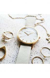 tony will gold white watch4