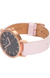 tony will rose gold pink black watch3