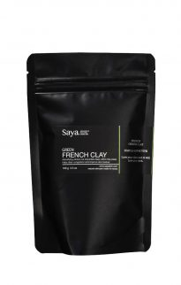 saya green french clay organic