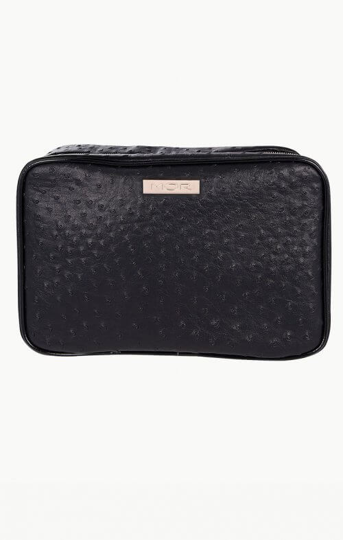 mor cosmetics paris toiletry bag