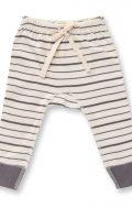 sapling child charcoal stripe pants
