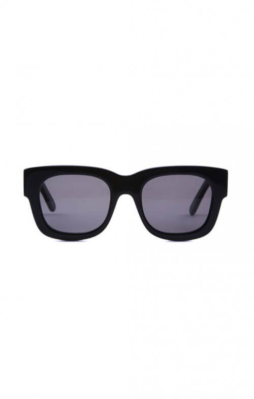 valley eyewear parasitos sunglasses black gloss