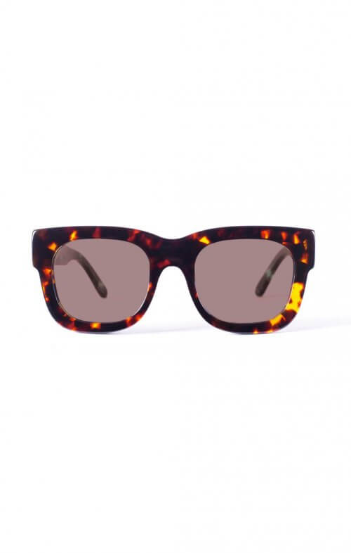 valley eyewear parasitos sunglasses dark tortoise