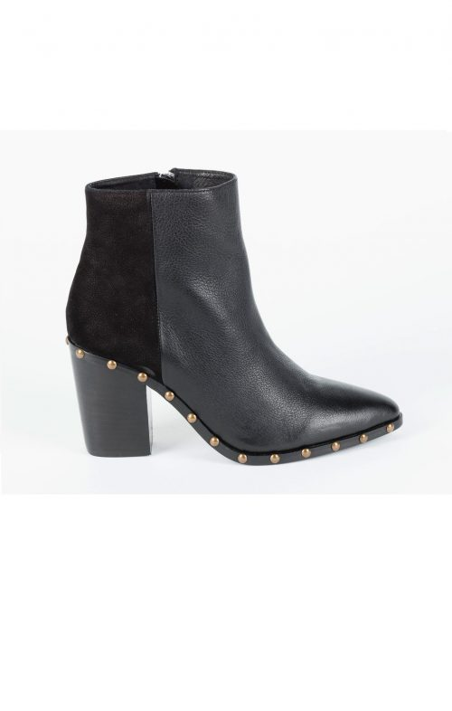hael and jax poland ankle boot black