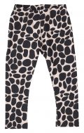 chikhi lola leggings snow leopard blush