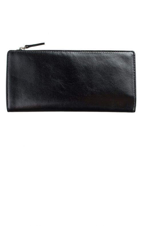 status anxiety dakota wallet black