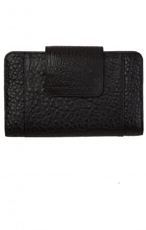 status anxiety precipice wallet black