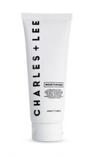 charles + lee face moisturiser men