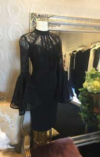 miss holly diaz dress black4