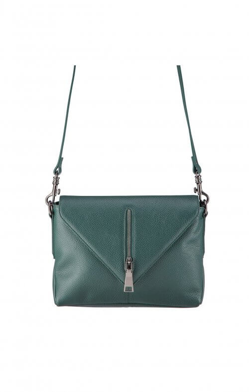 status anxiety exile bag green2