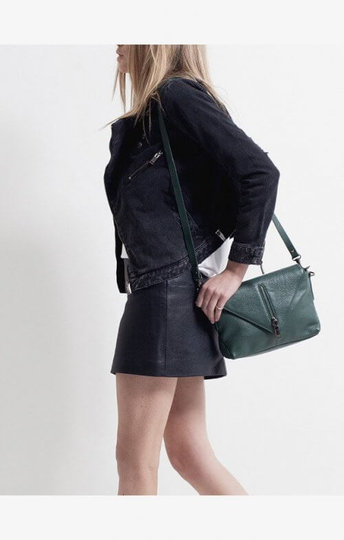 status anxiety exile bag green8
