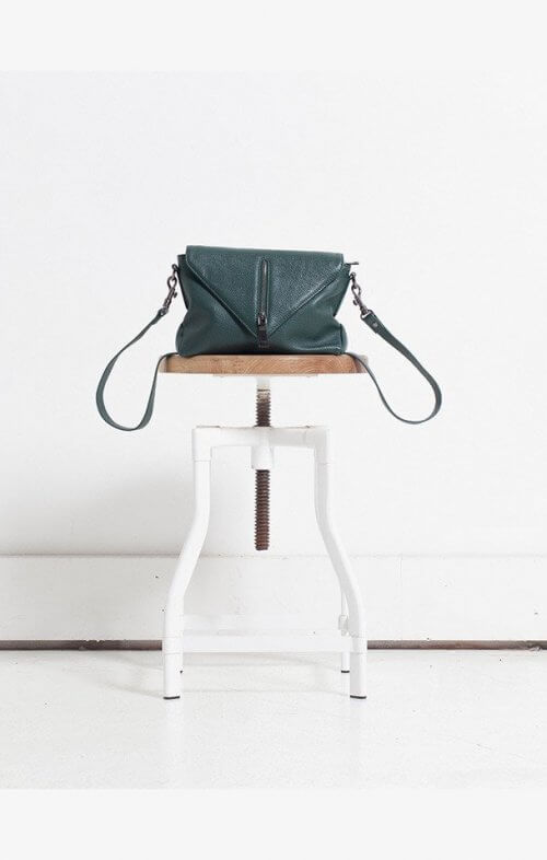 status anxiety exile bag green9