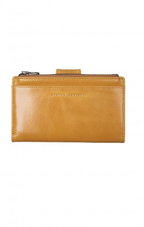 status anxiety outsider wallet tan2