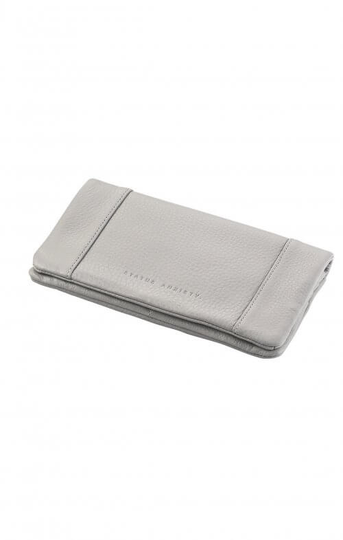 status anxiety some type of love wallet cement grey3
