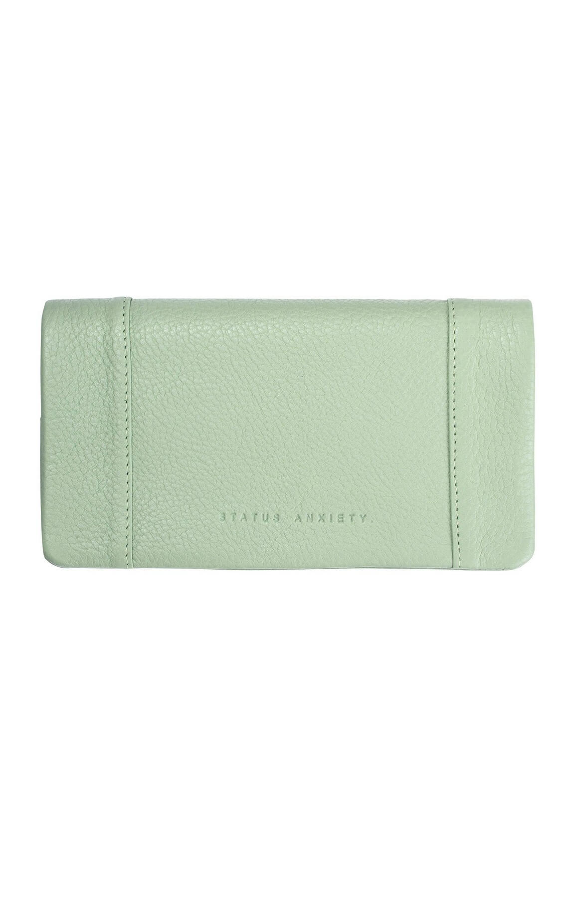 status anxiety some type of love wallet mint