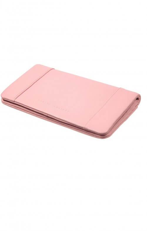 status anxiety some type of love wallet pink3