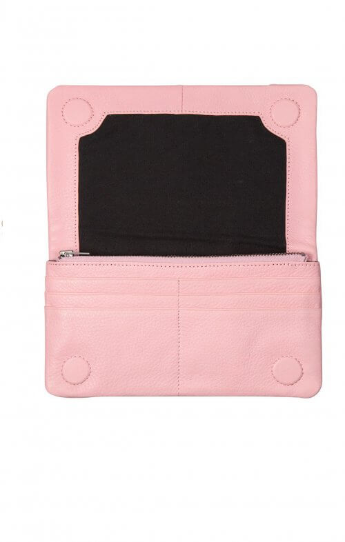 status anxiety some type of love wallet pink4
