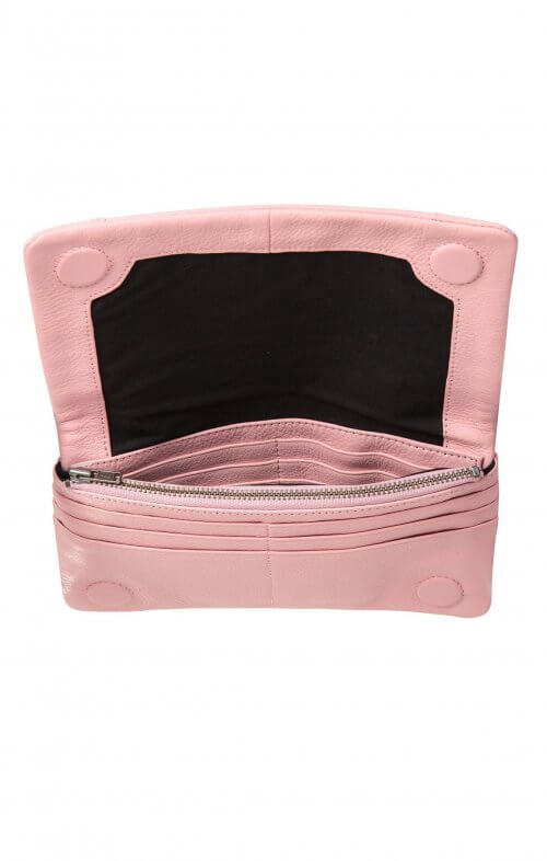 status anxiety some type of love wallet pink5