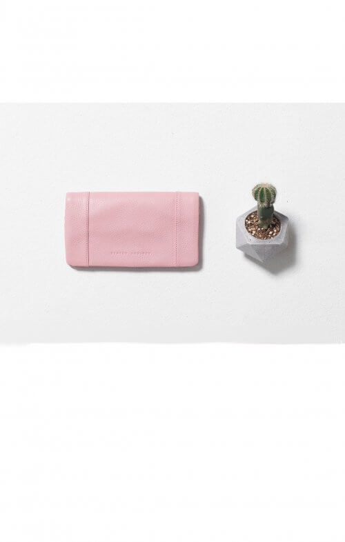 status anxiety some type of love wallet pink6