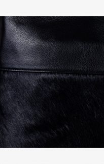 status anxiety wasteland bag black fur4