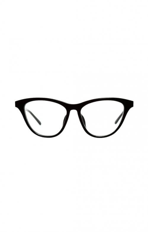 valley great jones optical glasses gloss black