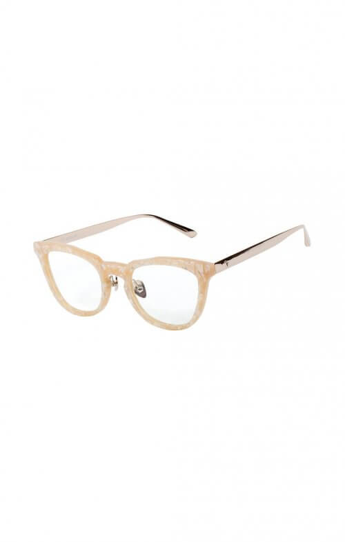 valley reissue peach pearl optical glasses3