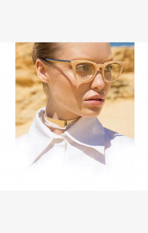 valley reissue peach pearl optical glasses4