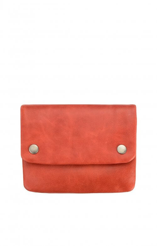 status anxiety norma wallet red