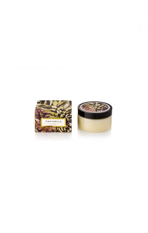 sohum tropicales pina vanilla body butter